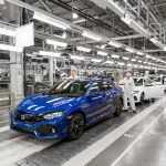 Honda Motor выпустила 100-миллионный автомобиль