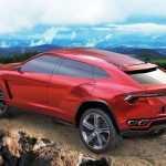 Кроссовер Urus станет единственным гибридом Lamborghini