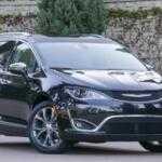 Chrysler разрабатывает электрический минивэн