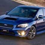 Смену поколений Subaru WRX отложили на 2020 год