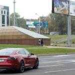 В Беларуси создают электромобиль для работы в таксопарках