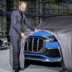Audi Q8 готовится к дебюту