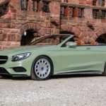Carlsson показали Mercedes-Benz S-Class в ретро-стиле