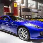 Ferrari GTC4Lusso T дебютировал в Китае