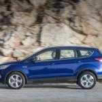 Начались поставки нового Ford Kuga дилерам