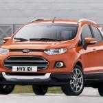 На обновленный Ford EcoSport 2017 стартовал прием заказов в России