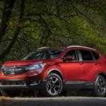 Стартуют продажи нового Honda CR-V