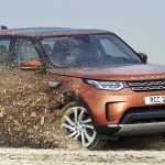 Пятый Land Rover Discovery дебютировал в Санкт-Петербурге