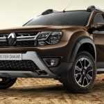 Свежая информация о Renault Duster нового поколения
