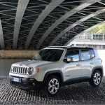 Кроссовер Jeep Renegade вышел на украинский рынок