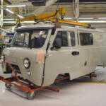 УАЗ планирует модернизацию производства