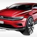 Анонсирован удлиненный Volkswagen Tiguan