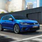 Рестайлинговый Volkswagen Golf R получил прибавку мощности