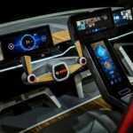 CES 2017: Футуристическая концепция интерьера автомобиля от Bosch