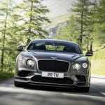 Bentley показал самый мощный Continental в истории [Фотографии, технические характеристики]