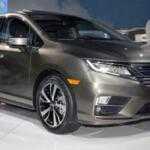 Премьеры Детройта в 2017 году: Минивэн 2018 Honda Odyssey