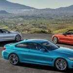 BMW показало рестайлинговую версию 4 Серии [30 фото]