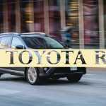 Обзор внедорожника 2017 Toyota RAV4