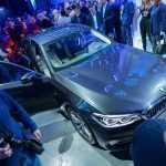 Новая «пятёрка» BMW представлена в Украине