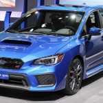 Детройт 2017: Subaru подкорректировала седаны WRX и WRX STI