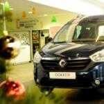Покупая Renault в «НИКО Прайм Мегаполис» — шины в подарок