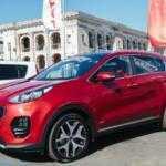 Украинский авторынок вырос на 41% в 2016 году. Kia Sportage – модель №1 по продажам