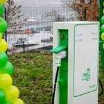 Сеть WOG установит 300 зарядных устройств для электромобилей