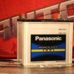 Выиграй автомобильный аккумулятор Panasonic!