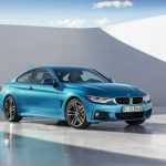 Представлена обновленная BMW 4 Series