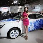 В Китае установлен рекорд продаж новых автомобилей