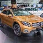 Детройт 2017: Mercedes-Benz обновил самый маленький кроссовер
