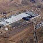 Tesla Gigafactory начала выпускать элементы питания нового поколения