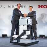 GM и Honda создали СП по производству топливных элементов
