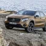 Представлен обновленный Mercedes-Benz GLA 2017