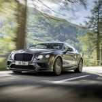Bentley создала самый быстрый четырехместный автомобиль в мире