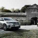 Озвучены цены Toyota Highlander для России