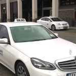 С 10 февраля 2017 года вводится белый цвет для такси в Московской области
