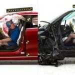 Tesla Model S и BMW i3 не получили высшую награду IIHS Top Safety+