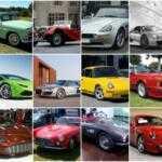 100 самых красивых спортивных автомобилей всех времен [Взгляд из 2017 года]