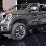 Тюнинг TRD для 2018 Toyota Tundra и Sequoia