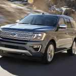 Новый Ford Expedition получил алюминиевый кузов