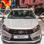 Автоваз начинает продажи Lada Vesta в Германии