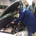 В учебном центре Bosch представили новую, самую современную программу подготовки специалистов автосервиса