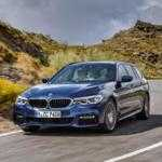 Представлен универсал BMW 5 Series нового поколения