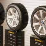 Continental продемонстрировала летние шины для нового сезона