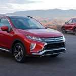 Mitsubishi представила новый кроссовер Eclipse Cross