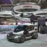 Airbus и Italdesign придумали летающий автомобиль