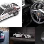 5 технологий, которые Порше перенесла из мира гонок на дорожные автомобили