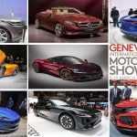 Самые интересные новинки на автосалоне в Женеве 2017 года [35 премьер]