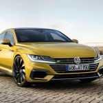 Женева 2017: лифтбек Volkswagen Arteon заменил модель CC